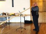 Hornist Klaus Seyfahrt