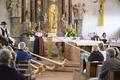 Alphorn und Orgel, Säumerwegblues