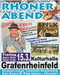 Alphornbläser Thüringische Rhön, Fredy Breunig, Rhöner abend, Spilk